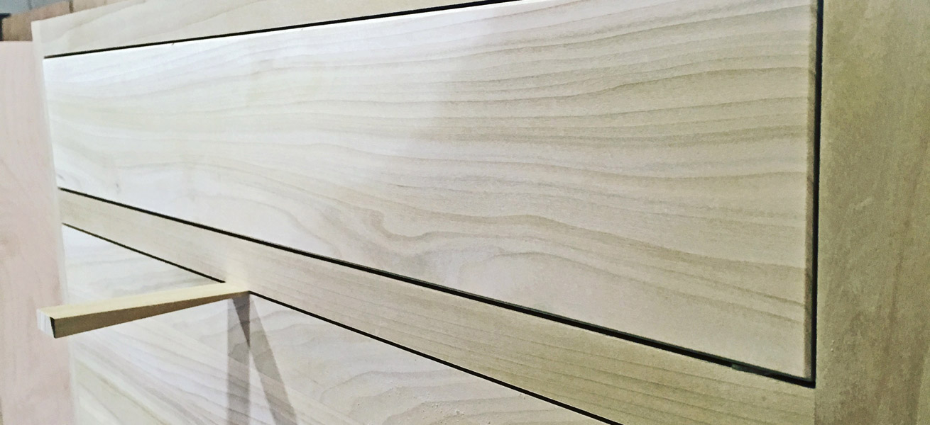 Oakford Fine Carpentry - Chest of Drawers - Banner