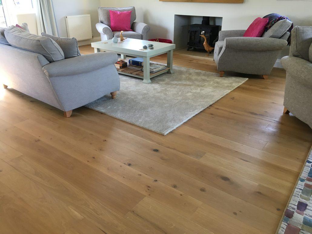 Oakford Fine Carpentry Project